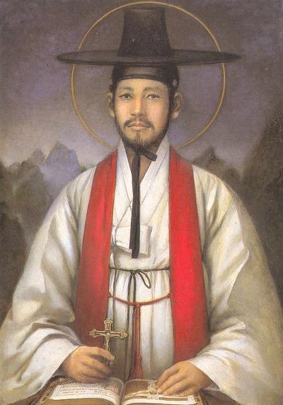 St Andrew Kim Teagon